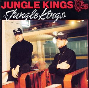 Jungle Kings- Jungle Kings (1990) Front