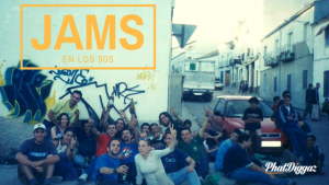 JAMS HIPHOP en los 90
