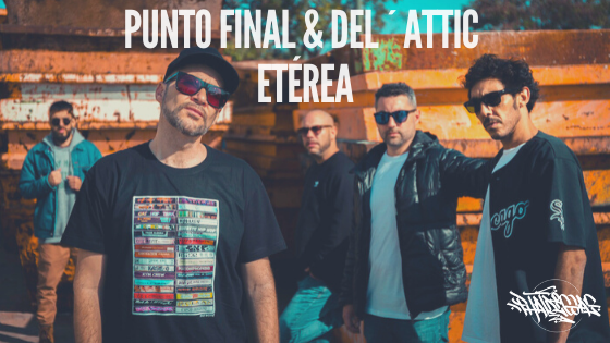 Punto Final & Del´attic - Eterea